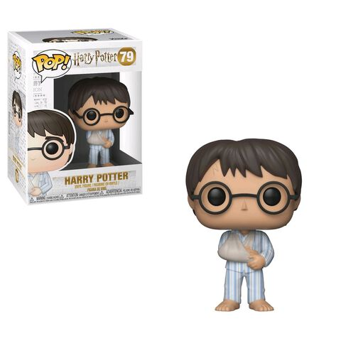 Figurine Funko Pop! N°79 - Harry Potter - Série 5 en pyjama
