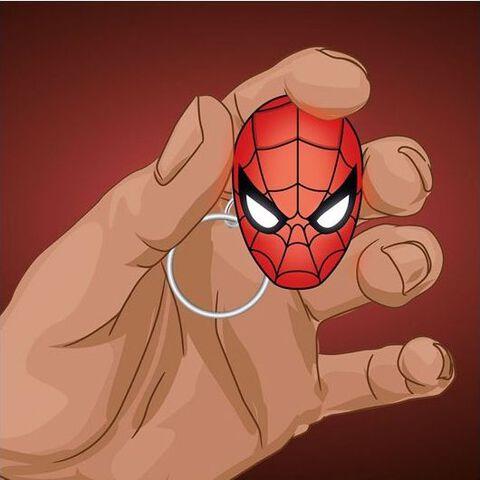 Porte-clés - Marvel - Spider-Man Lumineux LED