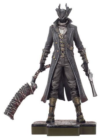Figurine Totaku - Bloodborne - Le Chasseur (exclu Gs)