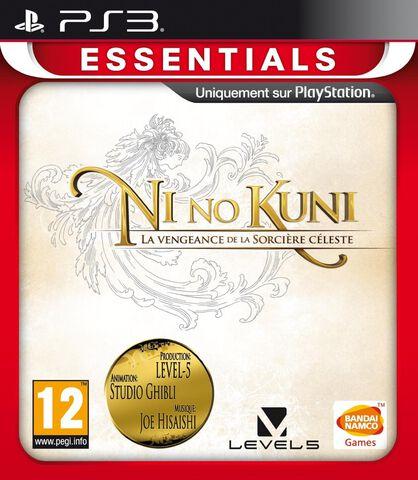 Ni No Kuni  : La Vengeance De La Sorcière Céleste Essentials
