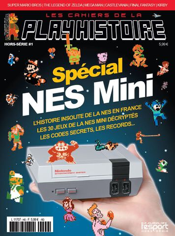 Magazine Playhistoire - Spécial Nes Mini