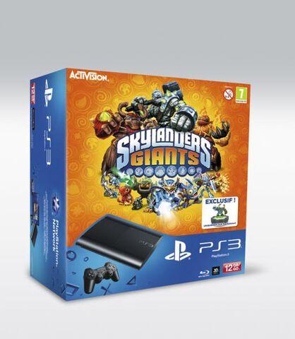 Pack PS3 12 Go + Skylanders : Giants