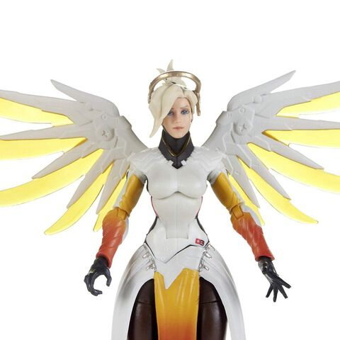 Figurine Collectible Action Figure - Overwatch Ultimate - Mercy et Pharah - Twin Pack