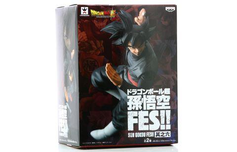 Figurine - Dragon Ball Super - Goku Black 21 cm