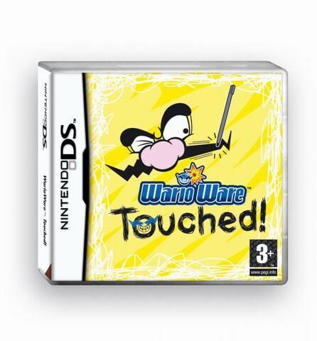 Warioware, Touched