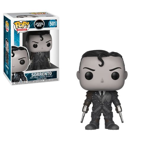 Figurine Funko Pop! N°501 - Ready Player One - Sorrento