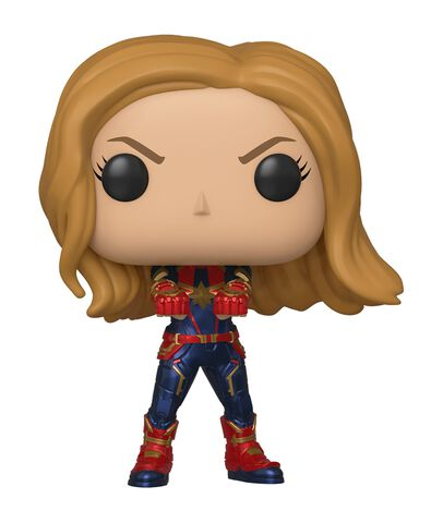 Figurine Funko Pop! N°459 - Avengers Endgame - Captain Marvel