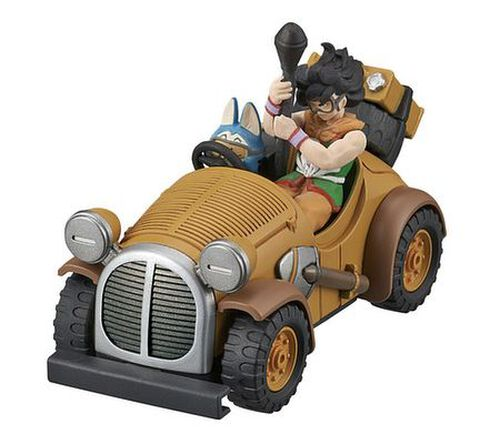 Maquette Mecha Collection - Dragon Ball Vol.5 - Yamcha's Mighty Mouse