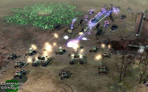 Command & Conquer 3, Les Guerres Du Tibérium