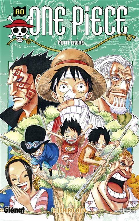Manga - One Piece - Edition Originale - Tome 60
