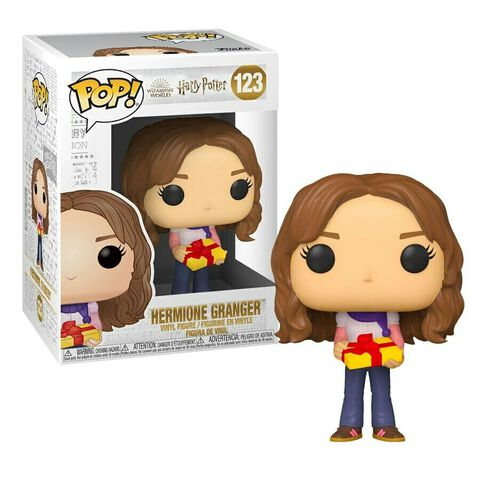 Figurine Funko Pop! N°123 - Harry Potter - Holiday Hermione Granger