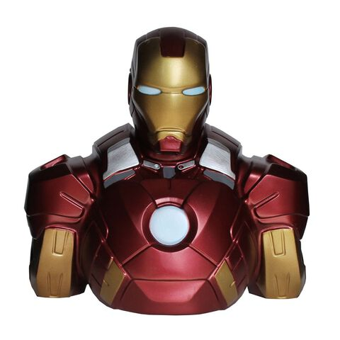 Tirelire Iron Man Deluxe