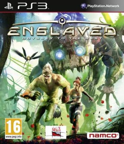 Enslaved Odyssey To The West