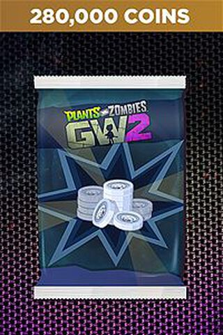 DLC - Plants Vs Zombies : Garden Warfare 2 - Pack épique de 280 000 pièces - Xbox One