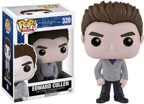 Figurine Funko Pop! N°320 - Twilight - Edward Cullen