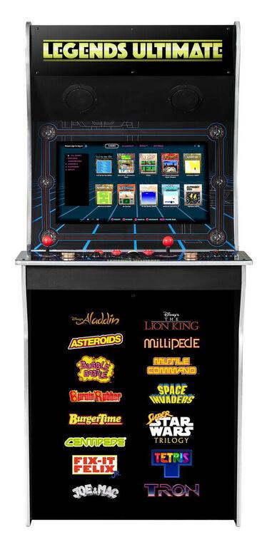 Arcade Legends Ultimate Home 300 Jeux