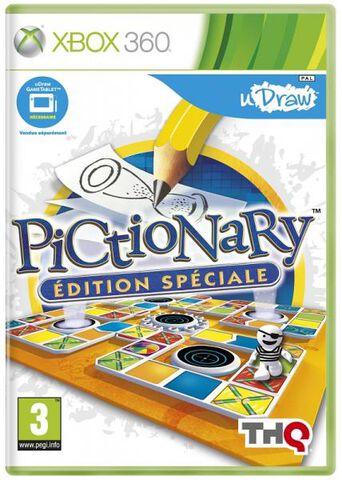 Pictionary Edition Spéciale (udraw)