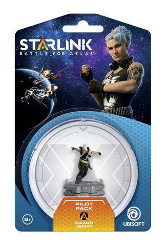 Figurine Starlink Pack Pilotes Razor Toys