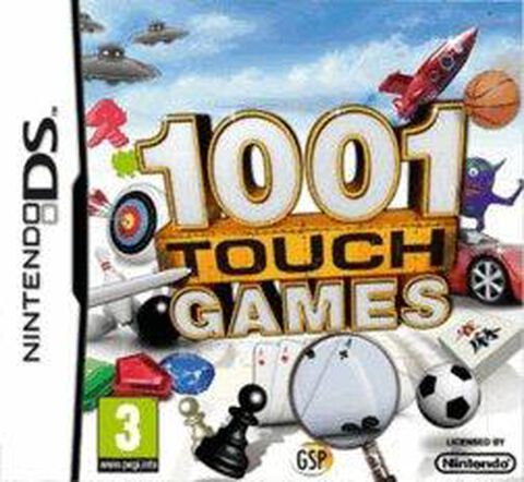 1001 Touch Games