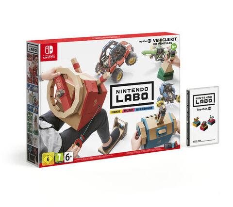 Nintendo Labo Kit Véhicules
