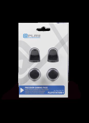 Plap Kit 2 Grips Stick + 2 Extensions De Gachette @play Ps4