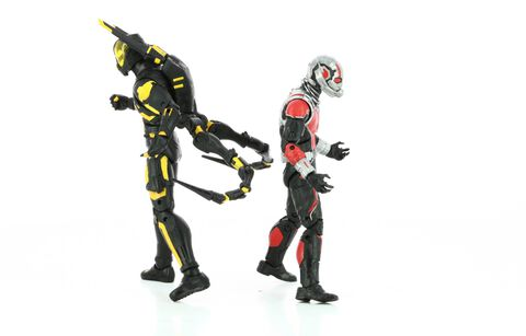 Figurine - Marvel - Marvel Studios 10e anniversaire Ant-man - Exclusivité Micromania-Zing