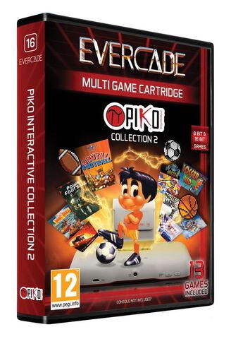 Evercade Piko 2 Cartridge