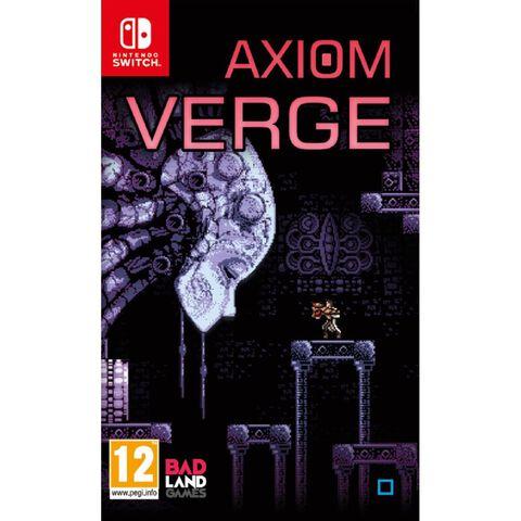 Axiom Verge Multiverse