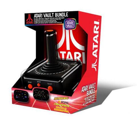 Atari Vault + Ubs Joystick + 100 Jeux
