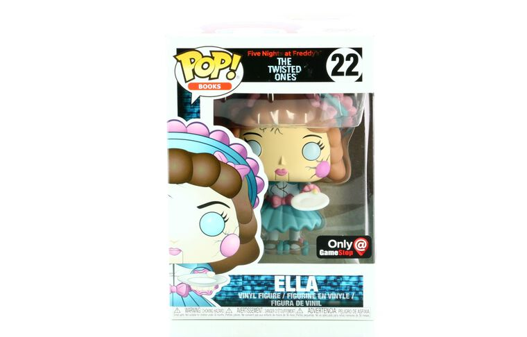 Figurine Funko Pop! N°22 - Five Nights At Freddy's The Twisted Ones - Twisted El