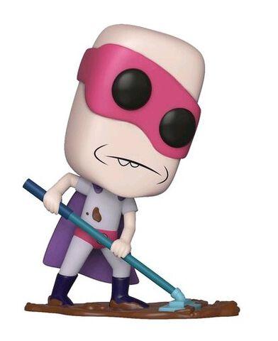 Figurine Funko Pop! N°441 - Rick et Morty - Noob Noob