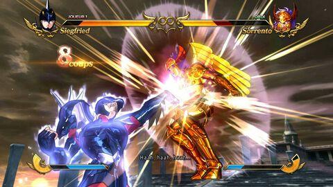 Saint Seiya Soldiers' Soul : Knights of The Zodiac