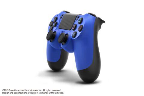 Manette DUALSHOCK 4 Bleue