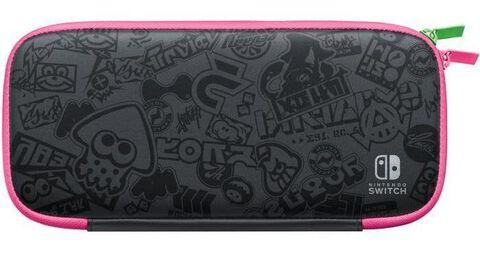 Set d'accessoires Splatoon 2 (pochette + protection d'écran)