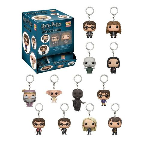 Porte-clés - Harry Potter - Pop Assortiment
