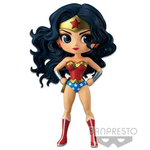 Figurine Q Posket - DC Comics - Wonder Woman (couleur Spéciale B)