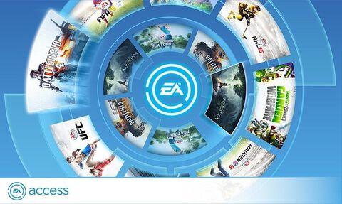 Abonnement EA Access 1 An