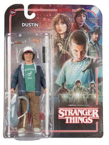 Figurine Mcfarlane Toys - Stranger Things - Dustin 15 cm