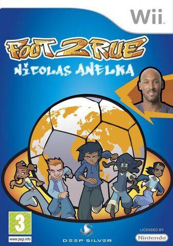 Foot 2 Rue, Nicolas Anelka