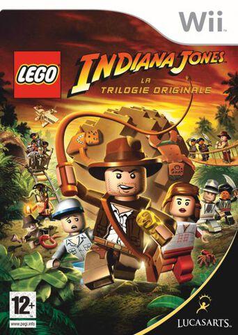 Lego Indiana Jones, La Trilogie Originale