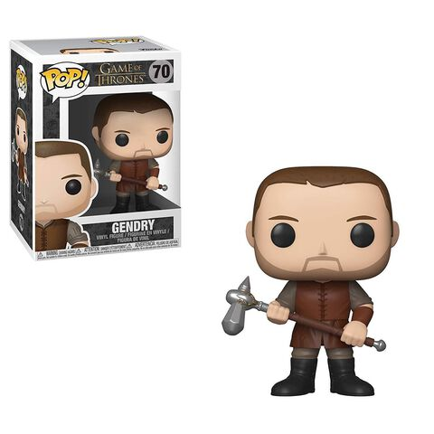 Figurine Funko Pop! N°70 - Game of Thrones - Gendry