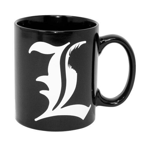 Mug - Death Note - L et règles 320 ml