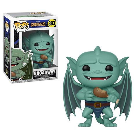 Figurine Funko Pop! N°393 - Gargoyles - Broadway