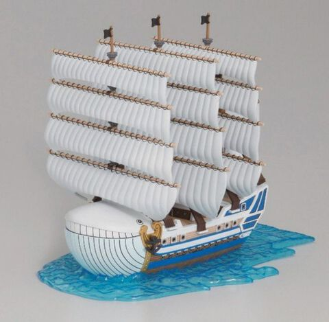Maquette - One Piece - Grand Ship Collection Marine Warship