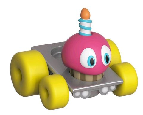 Figurine Funko Super Racers - Five Nights At Freddy's - Cupcake