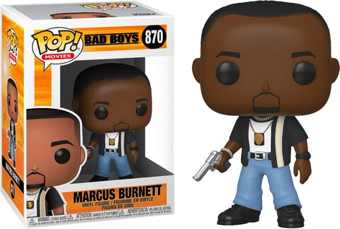 Figurine Funko Pop! N°870 - Bad Boys - Marcus Burnett