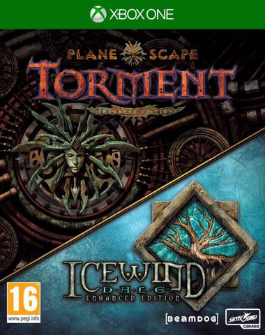 Planescape + Icewindale