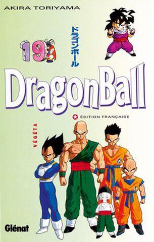 Manga - Dragon Ball - Tome 19 Vegeta