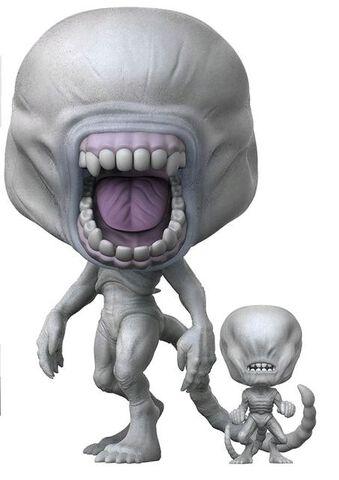 Figurine Funko Pop! N°431 - Alien - Neomorph avec enfant