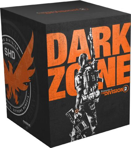 The Division 2 Edition Dark Zone Exclusivité Micromania